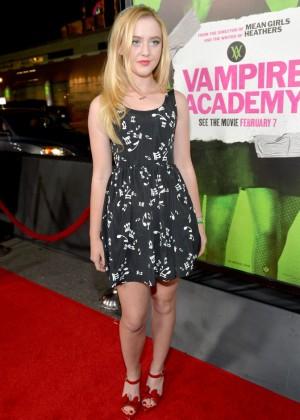 Kathryn Newton: Vampire Academy Premiere -02