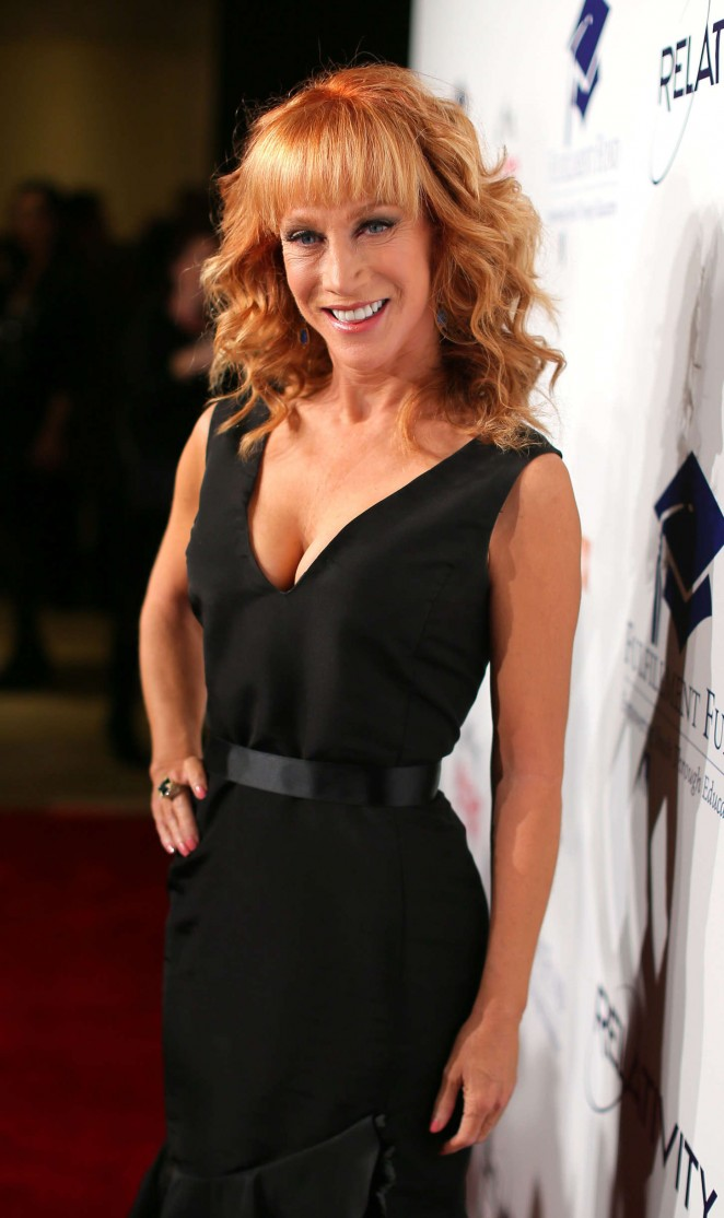 Kathy Griffin - 20th Annual Fulfillment Fund Stars Benefit Gala in Beverly Hills