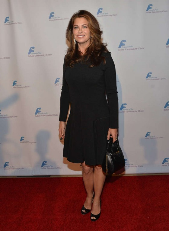 Kathy Ireland: 2013 Saban Community Clinic Gala -04