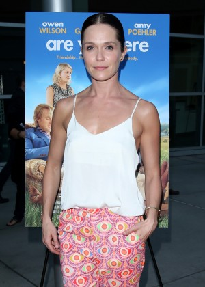 "Katie Aselton - ""Are You Here"" Premiere in Hollywood"