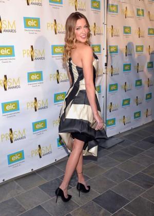 Katie Cassidy: 2014 PRISM Awards -05