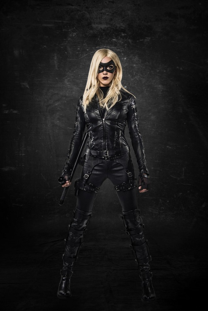 Katie Cassidy - Arrow Black Canary Season 3 Promos