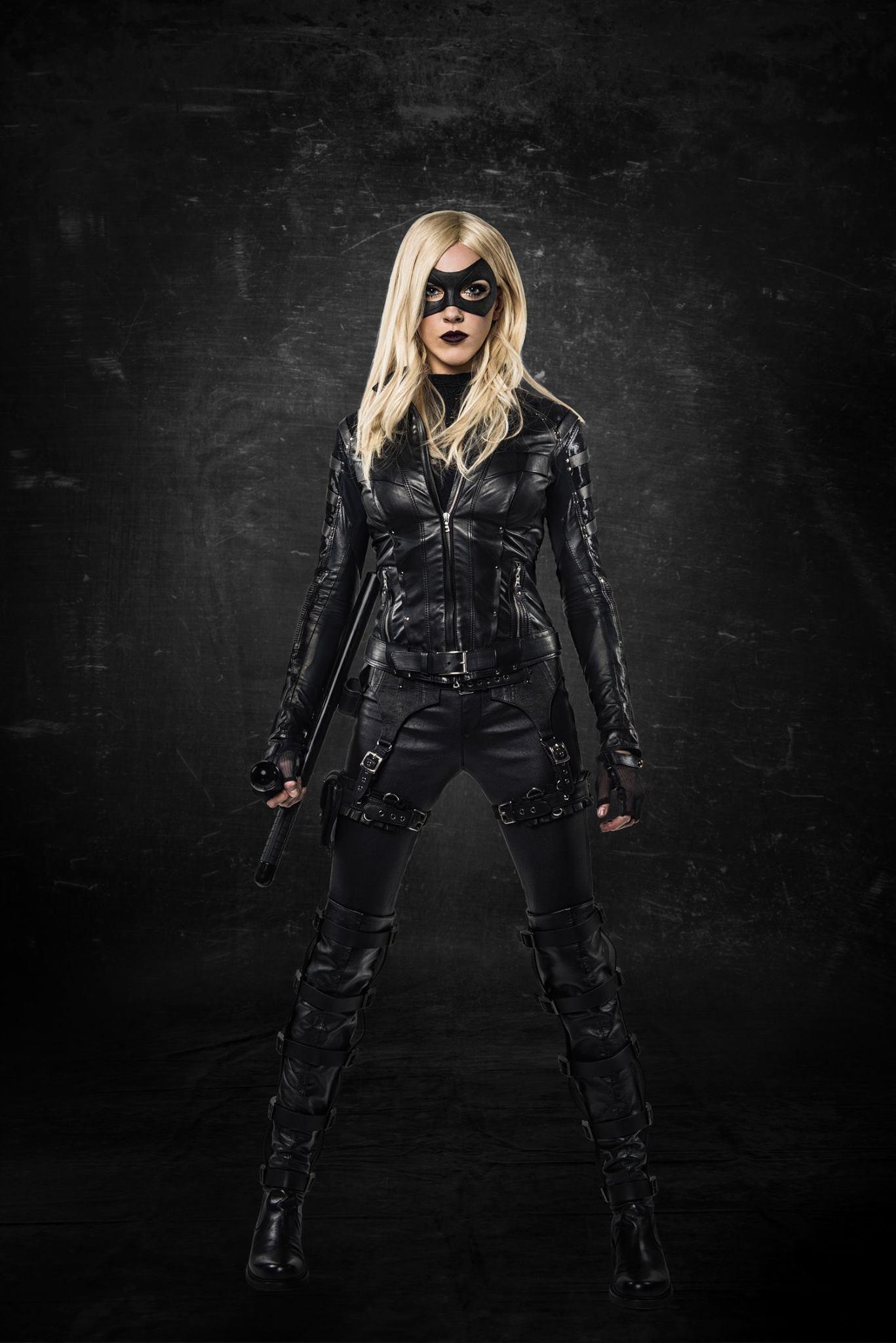 Katie Cassidy Arrow Black Canary Season 3 Promos Gotceleb