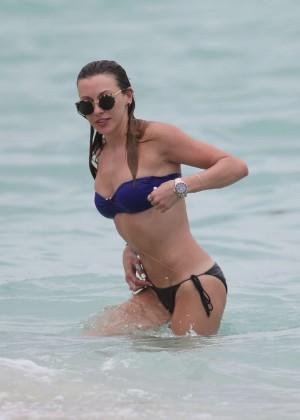 Katie Cassidy bikini photos: 2014 Miami -11
