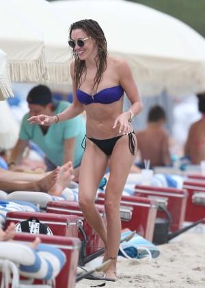 Katie Cassidy bikini photos: 2014 Miami -25