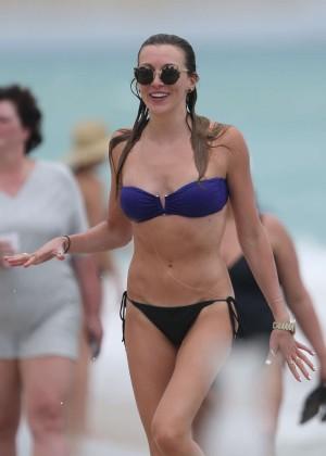 Katie Cassidy bikini photos: 2014 Miami -26
