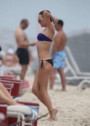 Katie Cassidy bikini photos: 2014 Miami -27