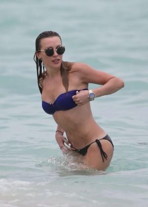 Katie Cassidy bikini photos: 2014 Miami -28