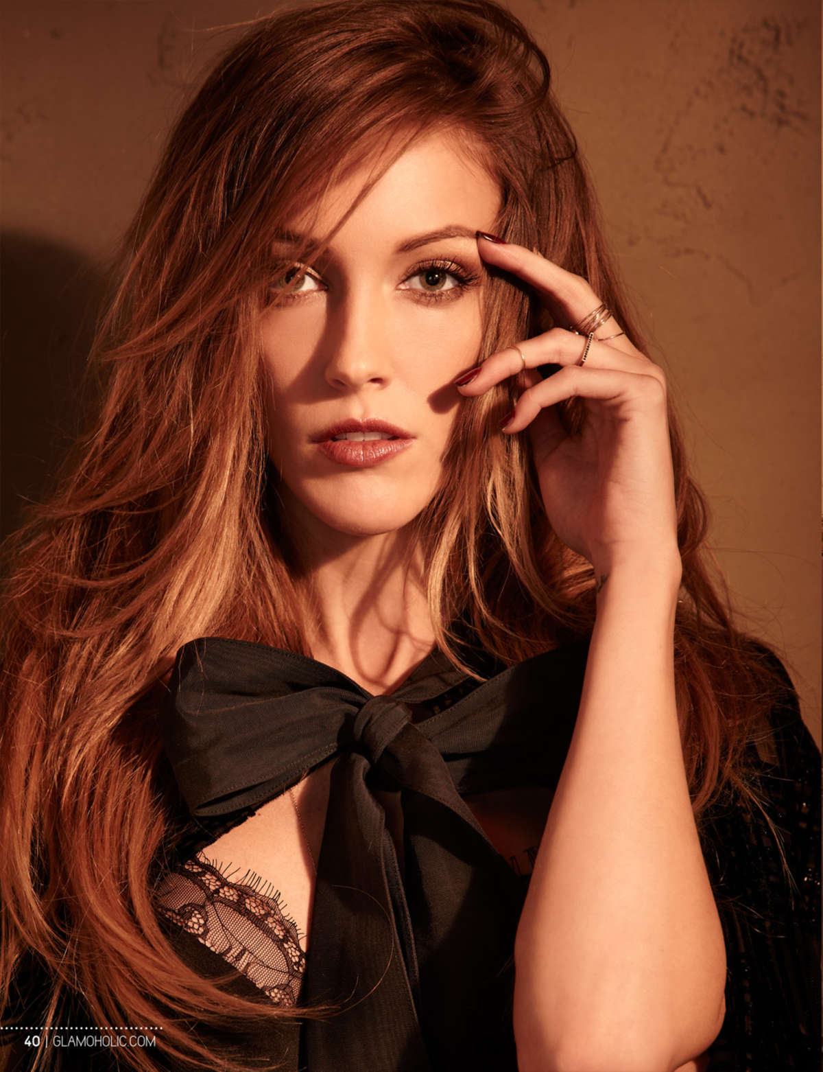 Katie Cassidy Rings