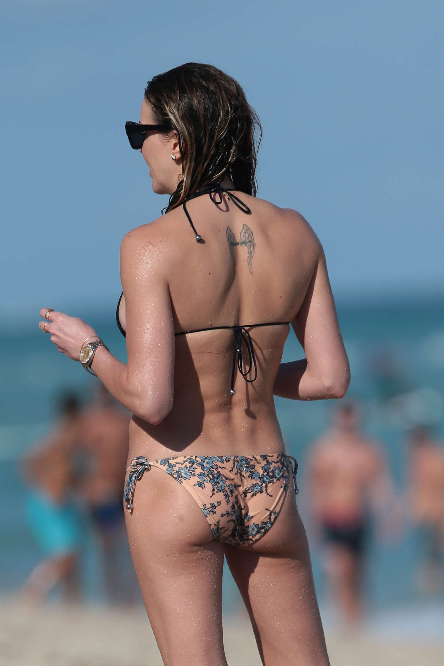 Sandra Bullock Beach