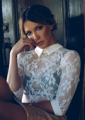 Katie Cassidy - Institute Magazine (August 2014)