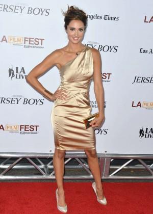 Katie Cleary: Premiere Jersey Boys -02