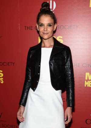 "Katie Holmes - ""Miss Meadows"" Premiere in NYC"