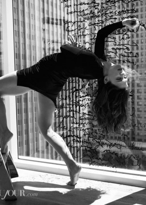 Katie Holmes - DuJour Magazine (Fall 2014)