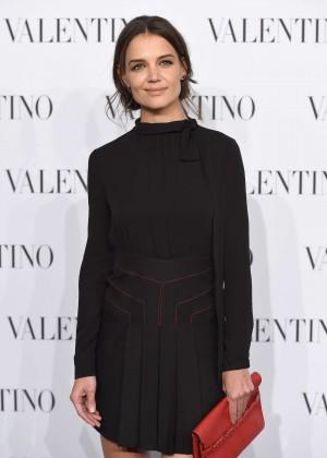 Katie Holmes - Valentino Sala Bianca 945 Event in NYC