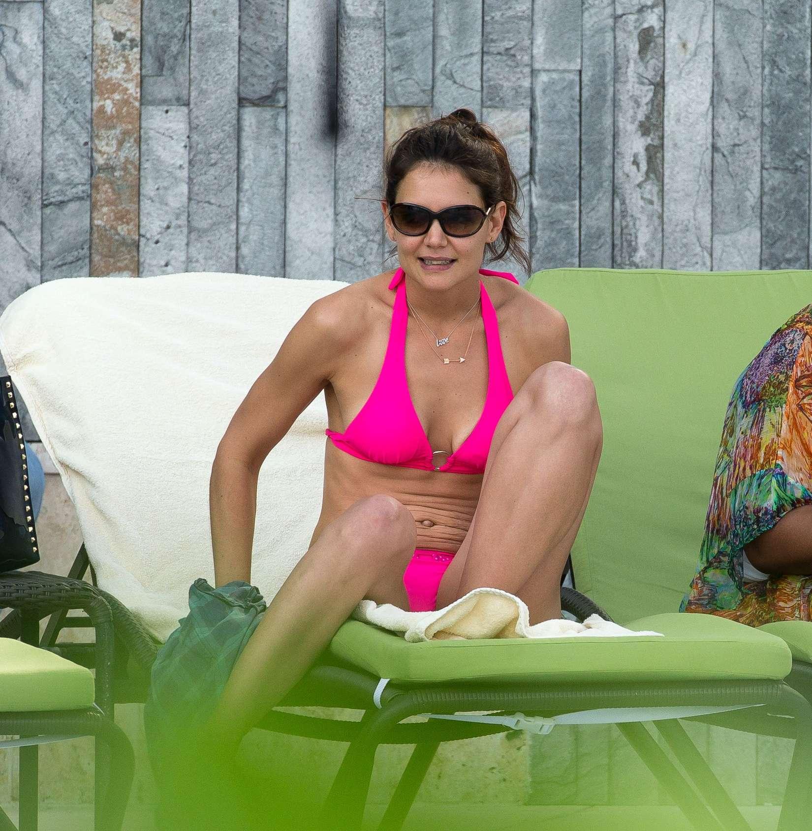 photos Katie holmes bikini