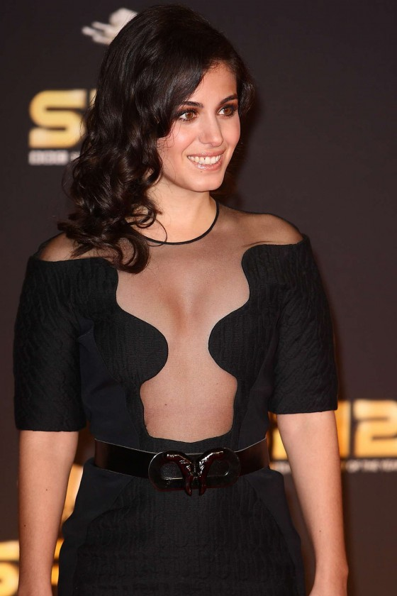Katie Melua - 2012 BBC Sports Personality of the Year Awards in London