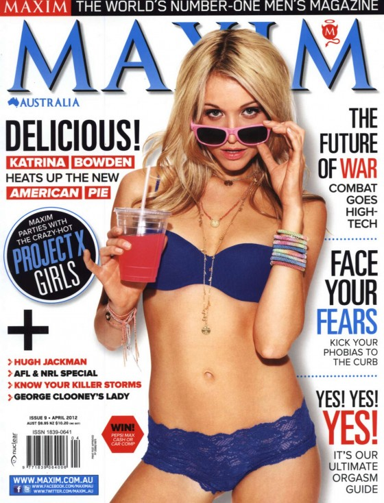 Katrina Bowden - 2012 Maxim and FHM-06