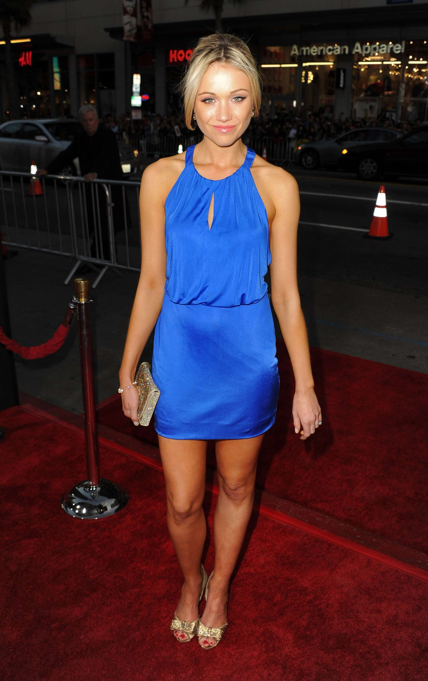 Back To Post Katrina Bowden At American Reunion Premiere In Los