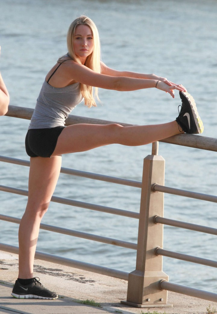 Katrina Bowden by Ben Jorgensen Photoshoot 2014