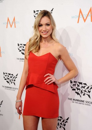 Katrina Bowden - To the Rescue! New York 60th Anniversary Gala in NY