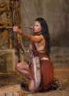 Katrina Law looking hot with bow - Spartacus: Vengeance photos
