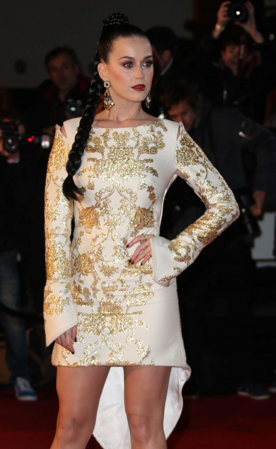 Back to post katy perry 15th nrj music awards in cannes short news