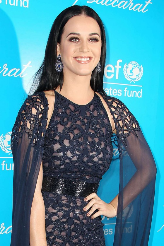 Katy Perry - 2012 Unicef SnowFlake Ball in New York