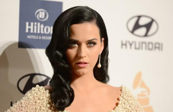 Katy Perry – 2013 Clive Davis Pre-GRAMMY Gala -04