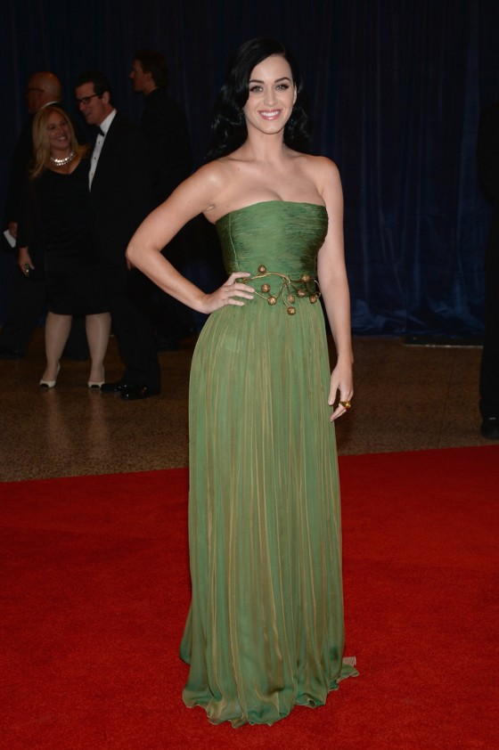 Katy Perry – 2013 White House Correspondents' Association Dinner in Washington