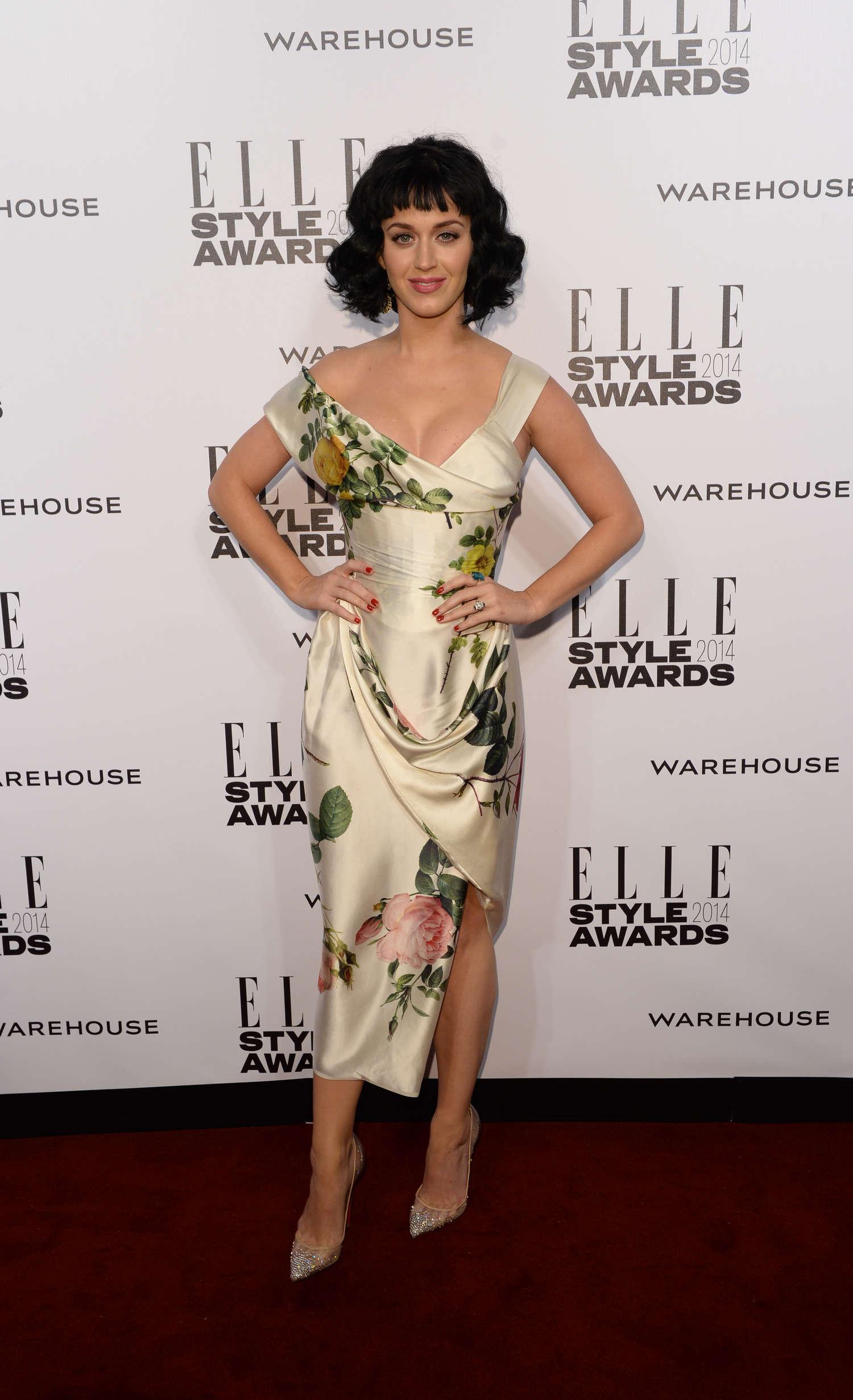 Katy Perry Elle Style Awards 2014 01 Gotceleb