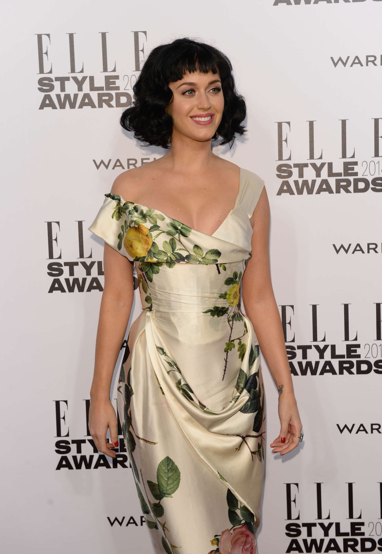 Katy Perry 2014 Elle Style Awards In London Gotceleb