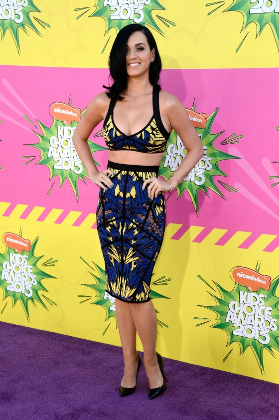 Katy Perry – 2013 Kids Choice Awards -13