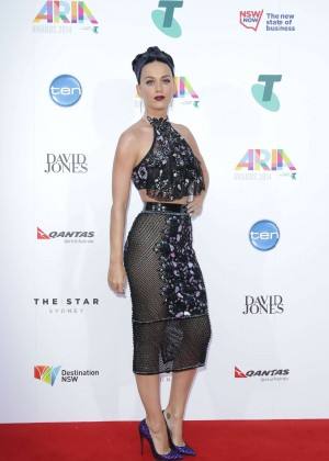 Katy Perry - 28th Annual ARIA Awards in Sydnety