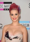 Katy Perry - Cleavage in Tight Dress at 39th Annual American Music Awards in LA-07