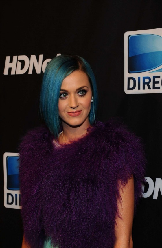 Katy Perry at Celebrity Beach Bowl After Party in Indianapolis