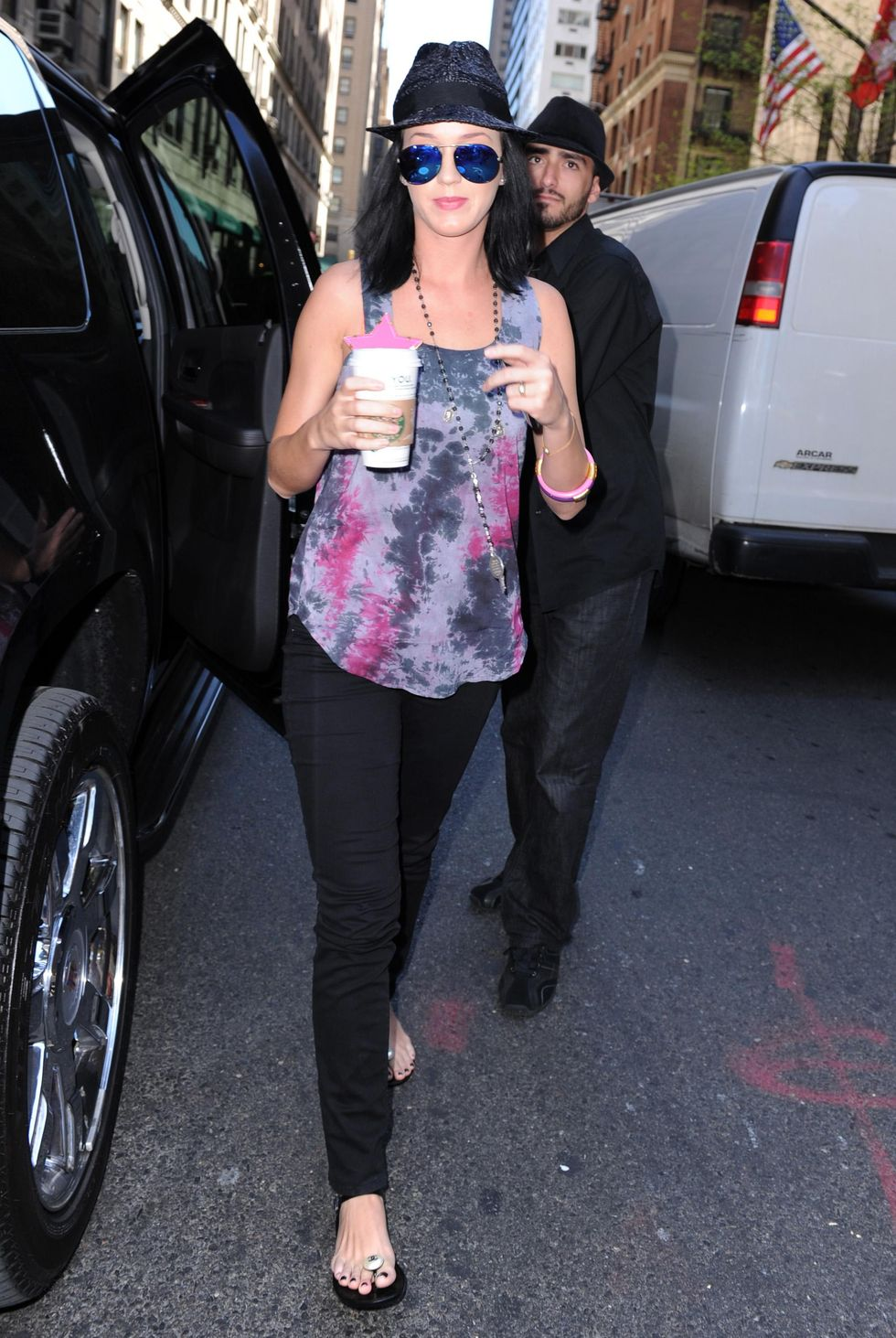 Katy Perry 2010 : katy-perry-candids-in-nyc-04