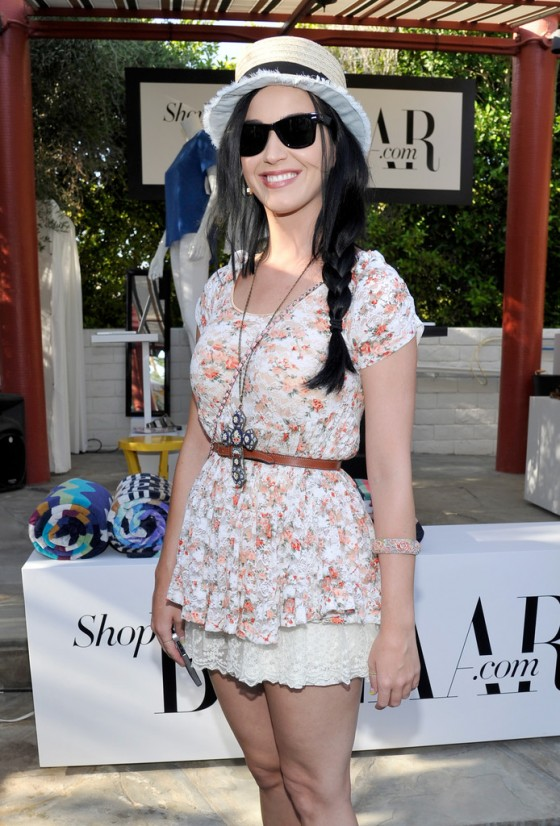 Katy Perry – Coachella 2013 Poolside Fete in Palm Springs-08