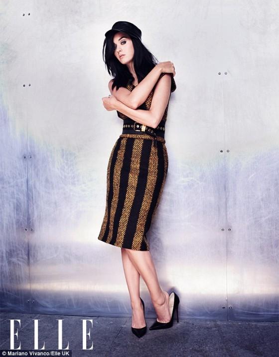 Katy Perry – Elle (September 2013)-02