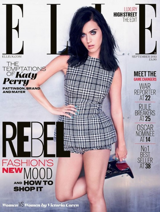 Katy Perry - Elle (September 2013)-03