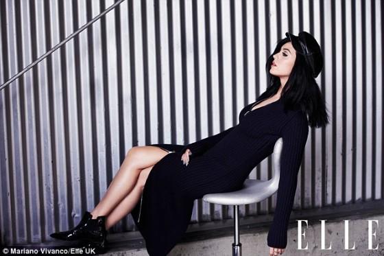 Katy Perry – Elle (September 2013)-04