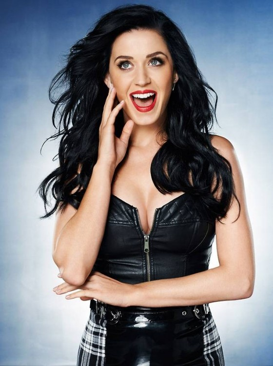 Katy Perry: Entertainment Weekly 2013 -01