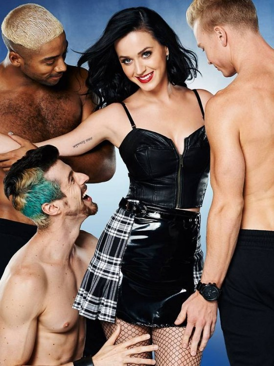 Katy Perry: Entertainment Weekly 2013 -04