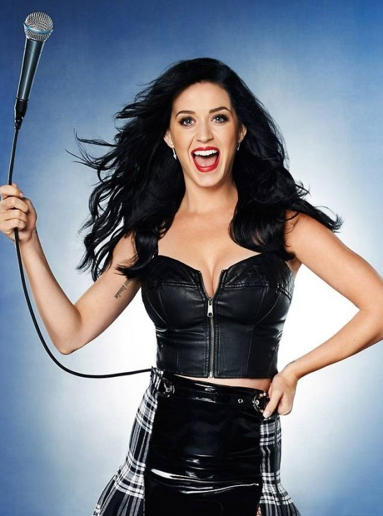 Katy Perry: Entertainment Weekly 2013 -08
