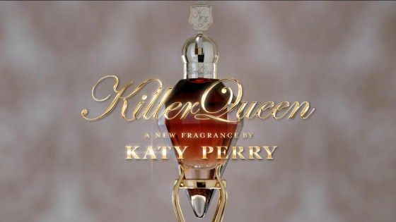 Katy Perry: Fragrance Killer Queen -15