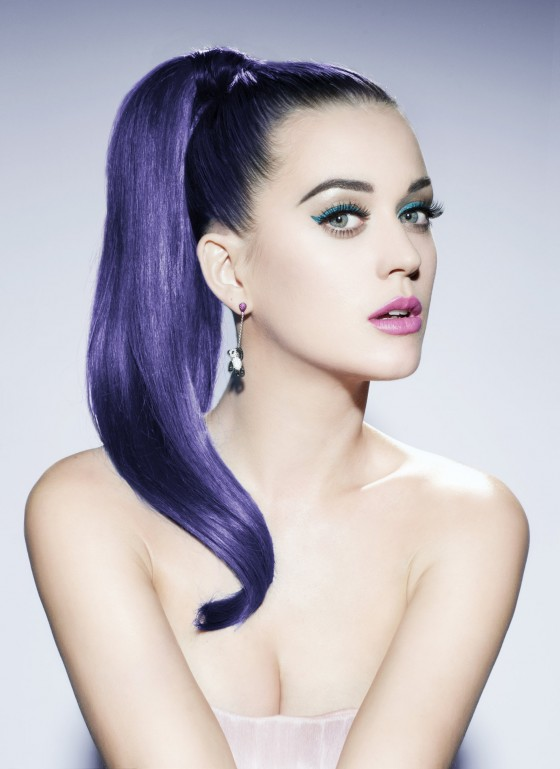Katy Perry hot in new photoshoot 2012