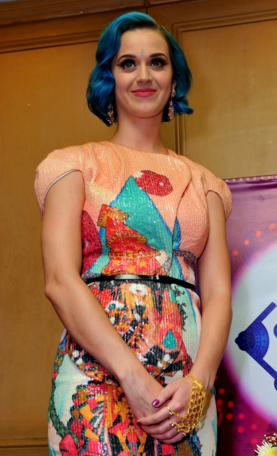 Katy Perry – Indian Premier League – opening ceremony – Chennai-03