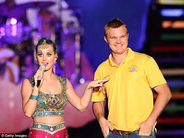 Katy Perry – Indian Premier League – opening ceremony – Chennai-13