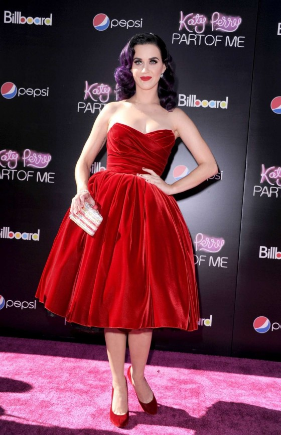 Katy Perry – looks gorgeous, Katy Perry: Part Of Me premiere in Los Angeles-84