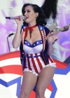 Katy Perry - Performing at the children's concert in Washington